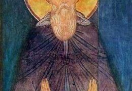 San Partenio, Obispo de Lampsaco en el Helesponto