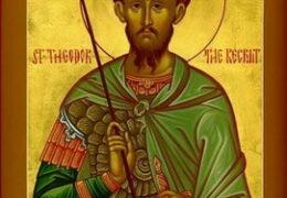 Sábado de San Teodoro