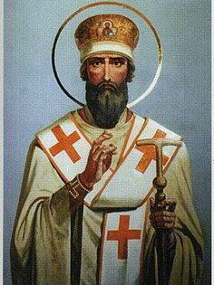 San Flavio el Confesor, Patriarca de Constantinopla