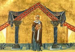 San Agatón de Roma, el Papa