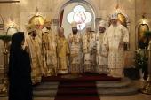 Иерарх Русской Православной Церкви принял участие в интронизации митрополита Буэнос-Айресского и всей Аргентины