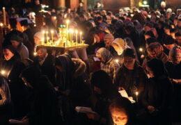 Великий канон Андрея Критского. День третий: слезы покаяния