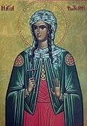 Santa mártir Fotina