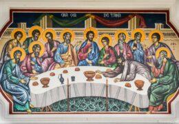 El Gran Jueves Santo en los himnos poéticos de la Iglesia