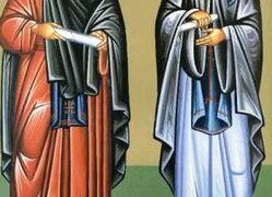 Venerable Juan, Discípulo del Venerable Gregorio de Decapolis