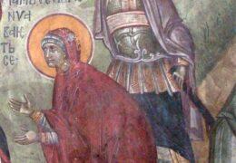 Santa Gliceria, Virgen y Mártir