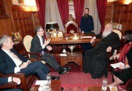 САД стежу обруч око Јеладске цркве