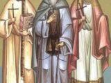 Mártires Manuel, Sabel e Ismael, de Persia