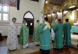 Празник Силаска Светога Духа на апостоле у Чилеу