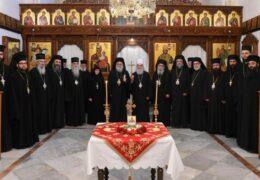 Declaración conjunta de la Iglesia Ortodoxa Serbia y la Iglesia Ortodoxa de Antioquía y todo el Este