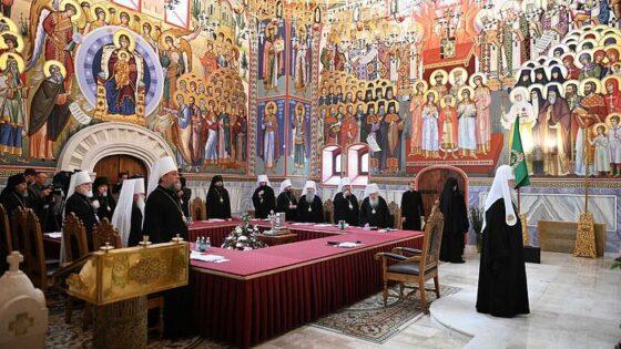 Свети Синод Руске Православне Цркве поводом ситуације у Црној Гори