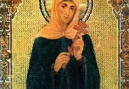 Santa Agripina, Virgen y Mártir