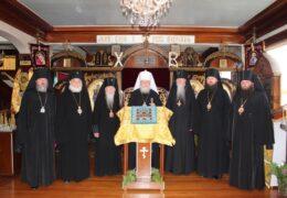 Заседао Архијерејски Синод Руске Заграничне Цркве