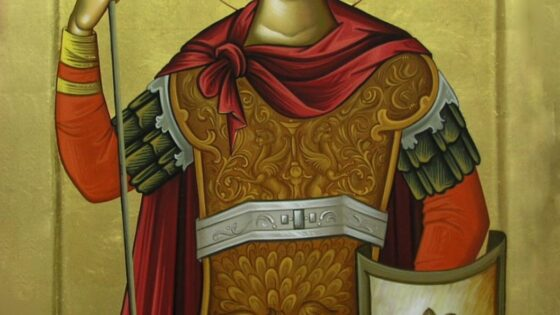 Свети великомученик Прокопије