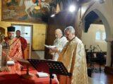 Fiesta en conjunto de dos parroquias ortodoxas en Santiago, Chile