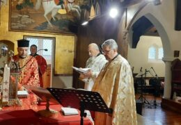Заједничка прослава Видовдана и Петровдана (по новом календару) у Сантјаго де Чилеу