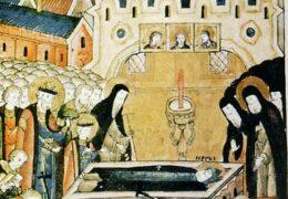Обретение честных мощей прп. Сергия, игумена Радонежского (1422)