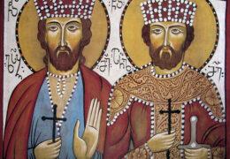 Святой мученик благоверный царь Грузинский Луарсаб II