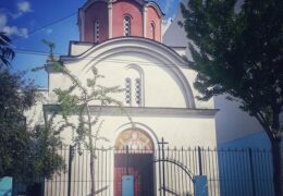 Српски храм споменик културе у Аргентини