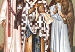 Los Santos Laurencio archidiácono, Sixto Papa de Roma e Hipólito