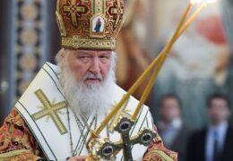 Патријарх Кирил честитао поглавару Руског егзархата на историјском догађају