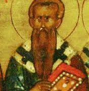 San Estigios, discípulo de San Juan el Teólogo