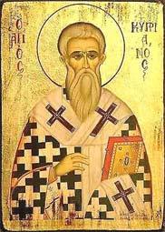Hieromartyr Cipriano, obispo de Cartago (258)