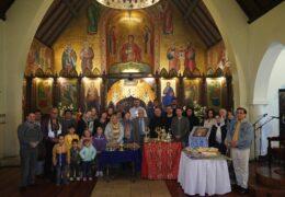 К Рождеству Пресвятой Богородицы приход Св. Николая Сербского в Сантьяго, Чили, получил щедрые дары из России
