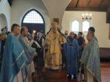 Престольный праздник храма Рождества Пресвятой Богородицы (Антиохийского патриархата) в Сантьяго, Чили