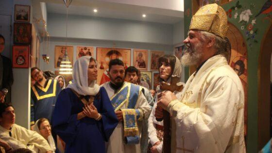 Visita pastoral de Su Eminencia Obispo Kirilo a Ecuador