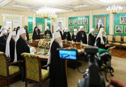 Синод Русской Православной Церкви опубликовал официальное заявление о ситуации, сложившейся в Элладской Церкви