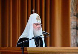 Патриарх Кирилл призвал народ быть с Русской Церковью в ситуации намеренного провоцирования раскола мирового православия