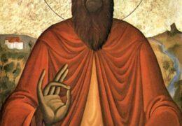Свети преподобни Јован Хозевит