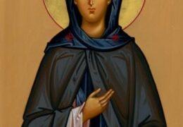 Venerable María de Palestina