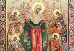 Чудотворна икона Мајке Божије Свих жалосних радост