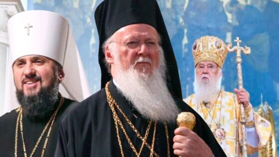 О недействительности хиротоний украинских раскольников и неканоничности «Православной церкви Украины»