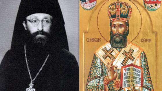 Како је Светог владику Варнаву (Настића) исцјелио Свети Василије Острошки
