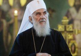 Сербский Патриарх Ириней призвал власти Черногории прекратить террор в отношении Сербской Православной Церкви