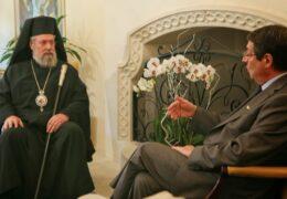 О неправде в интервью архиепископа Хризостома