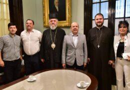 Канонска посета владике Кирила верницима у провинцији Ћако