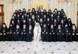 Невнятное решение церковного Бухареста