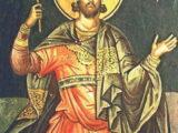 Mártir Nicéforo de Antioquia en Siria
