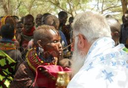 Иерарх Церкви Александрии рассказал о причастии зараженных СПИДом в Африке