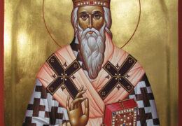 Святитель Василий Острожский, митрополит
