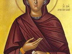 Света преподобна Исидора Јуродива