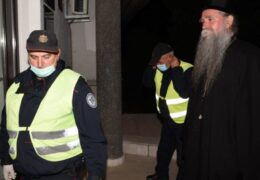 Зауставите прогон Српске Православне Цркве у Црној Гори