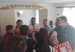 Престольный праздник прихода  Святого Николая Сербского в Сантьяго, Чили