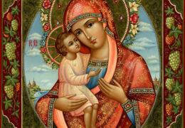 Чудотворне иконе Мајке Божије: Жировицка