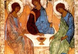 Силазак Светога Духа на Апостоле – Педесетница – Тројице