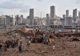 Iglesias y cristianos ortodoxos salvados milagrosamente durante explosión en Beirut